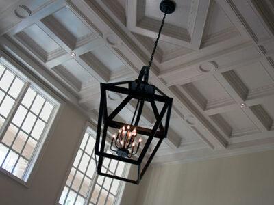 Transitional Steel Lighting