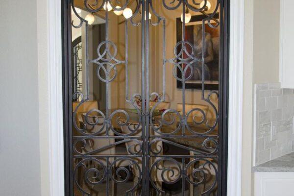 Azalea Trail Entwined Kitchen Doors (1)