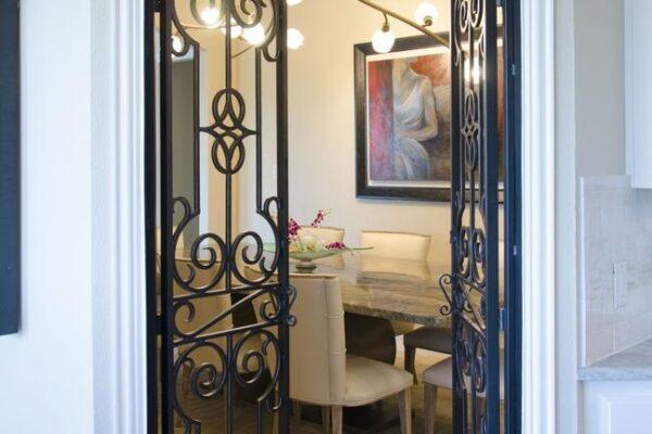 Azalea Trail Entwined Kitchen Doors (3)
