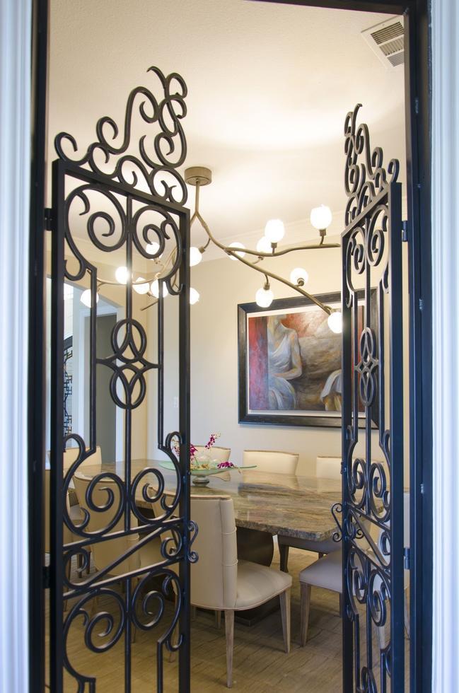 Azalea Trail Entwined Kitchen Doors (4)