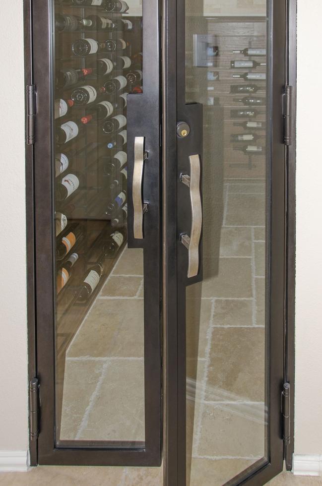Azalea Trail Low Profile Wine Doors 1