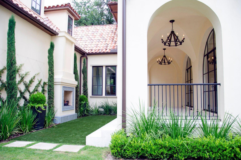 Beverly Residence Custom Artisan Railing