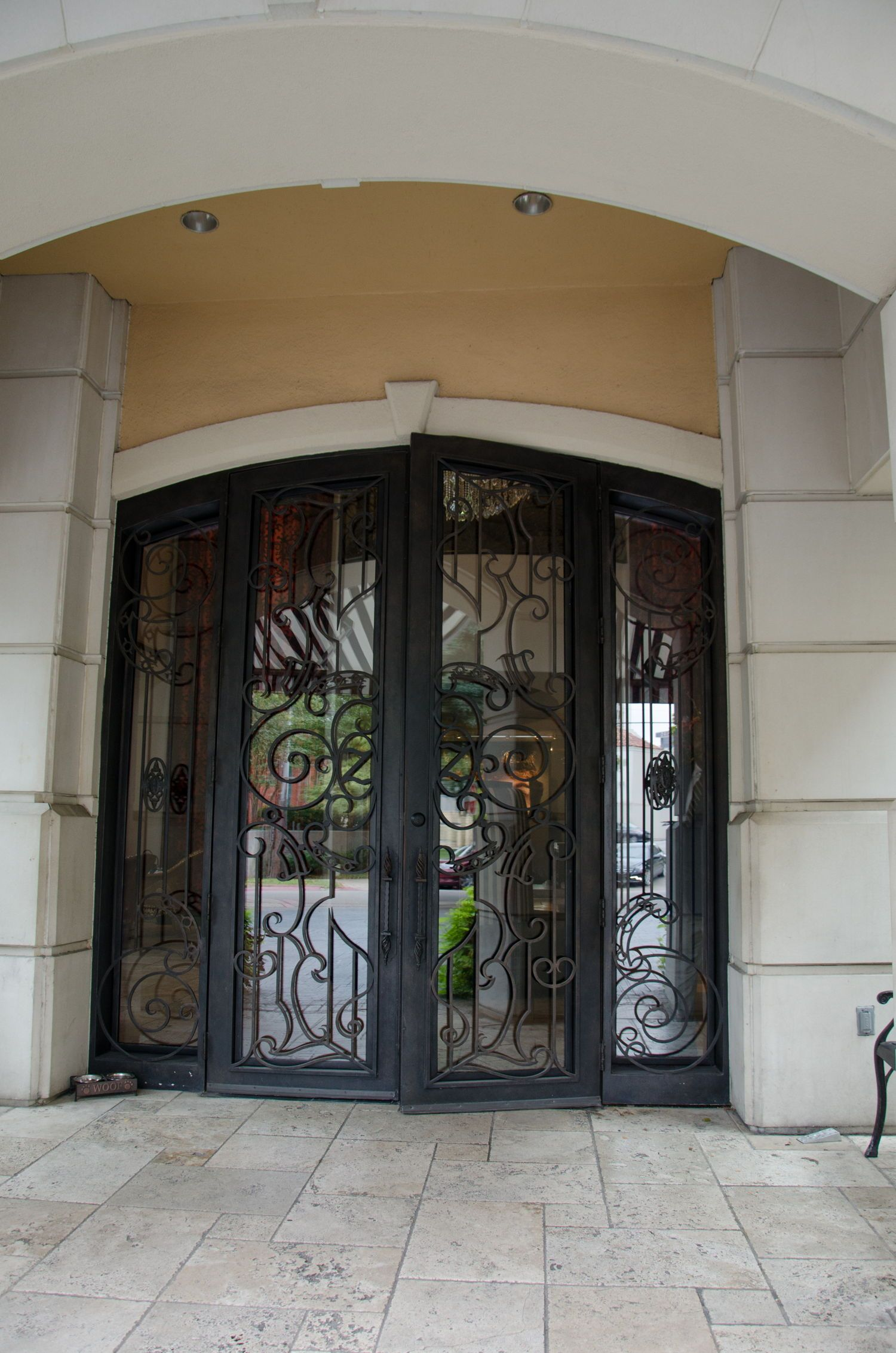 Custom Classic Doors Hotel ZaZa-2