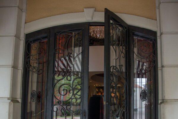 Custom Classic Doors Hotel ZaZa-3
