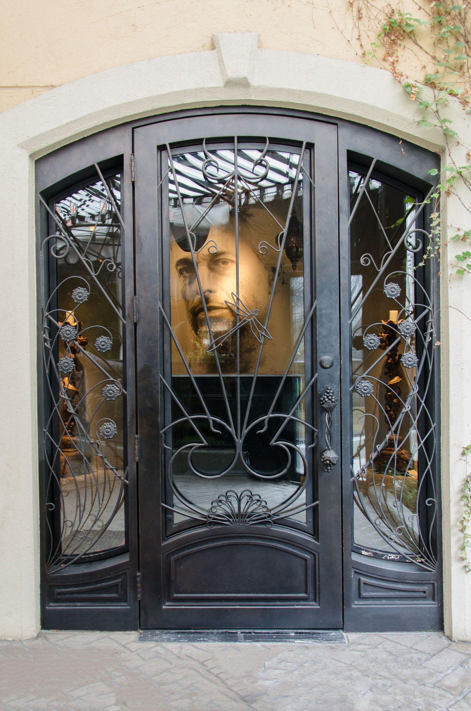 Custom Classic Doors Hotel ZaZa-6