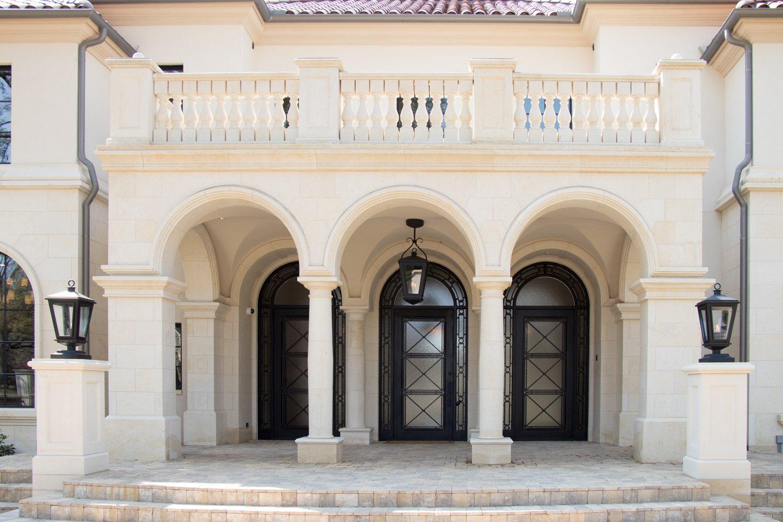 Deloache Residence South Beach Steel Doors
