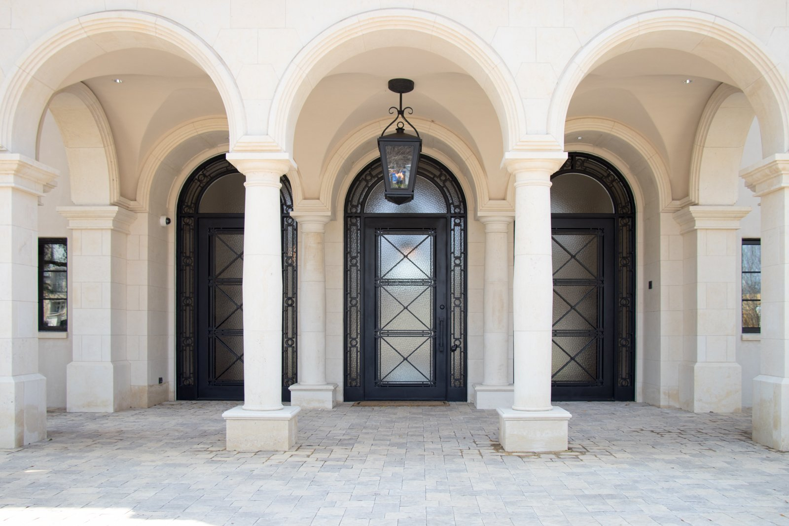 Gallery Deloache Residence South Beach Steel Iron Doors Entrances