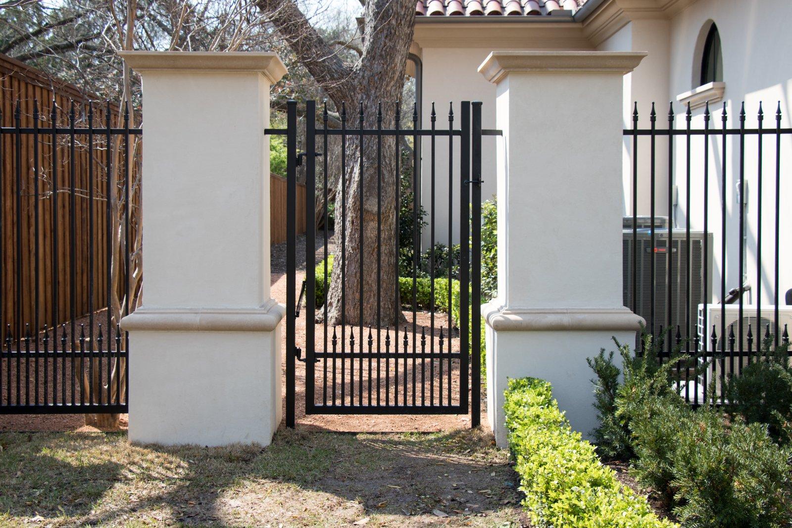 Gallery Deloache Residence _r_n Custom Artisan Gate