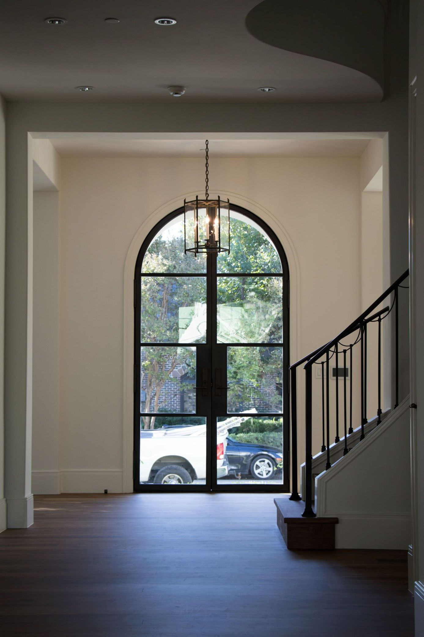Low Profile Doors - Simone Lighting