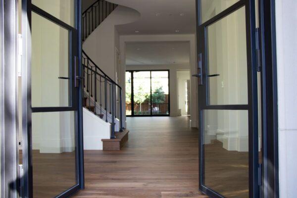 Low Profile Doors - Contemporary doors