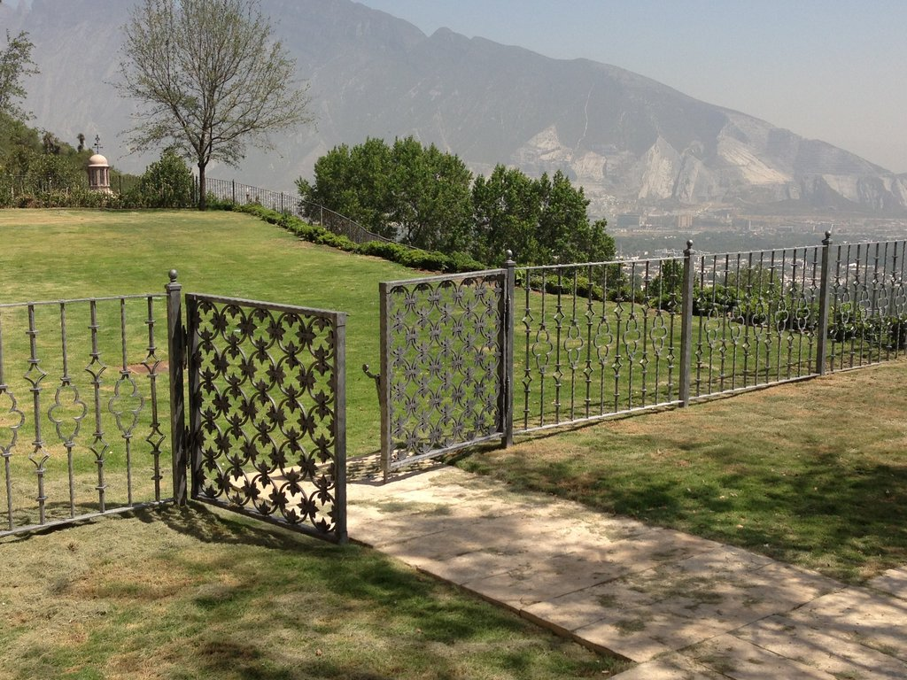 Poblet Residence Mexico Gallery Custom Railing Fencing