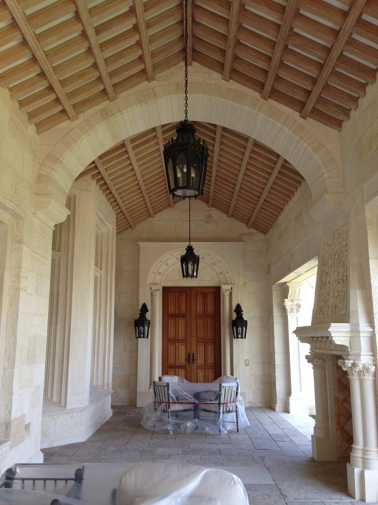 Poblet Residence Mexico Gallery Tangier Pedant Chain LIght Outdoor