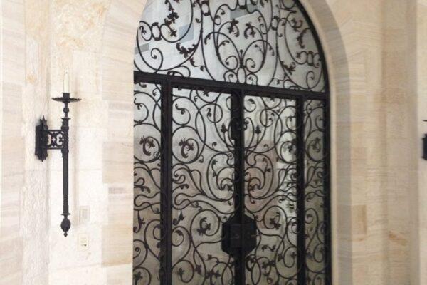 Poblet Residence Monterrey Mexico Gallery Custom Classic Doors