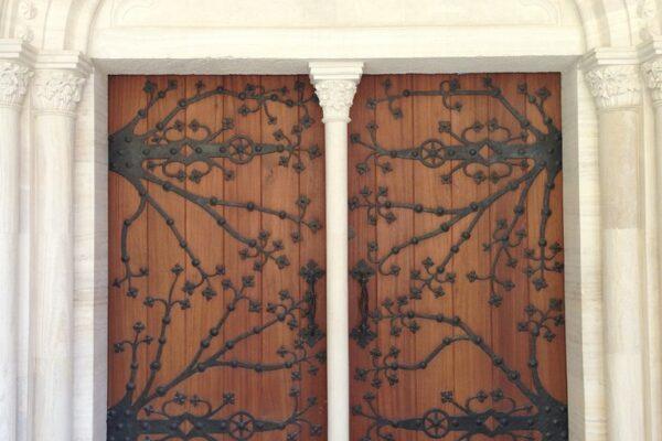 Poblet Residence Monterrey Mexico Gallery Custom Door Hardware (1)