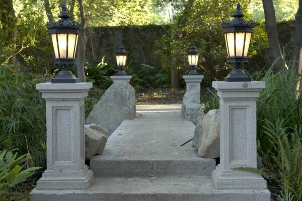 Santa Barbara Residence Chianti Wall Sconce 3