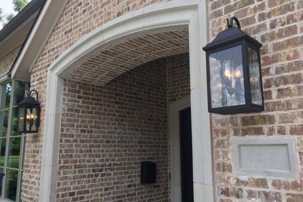 solara-custom-classic-steel-outdoor-lighting-entrance-canterbury