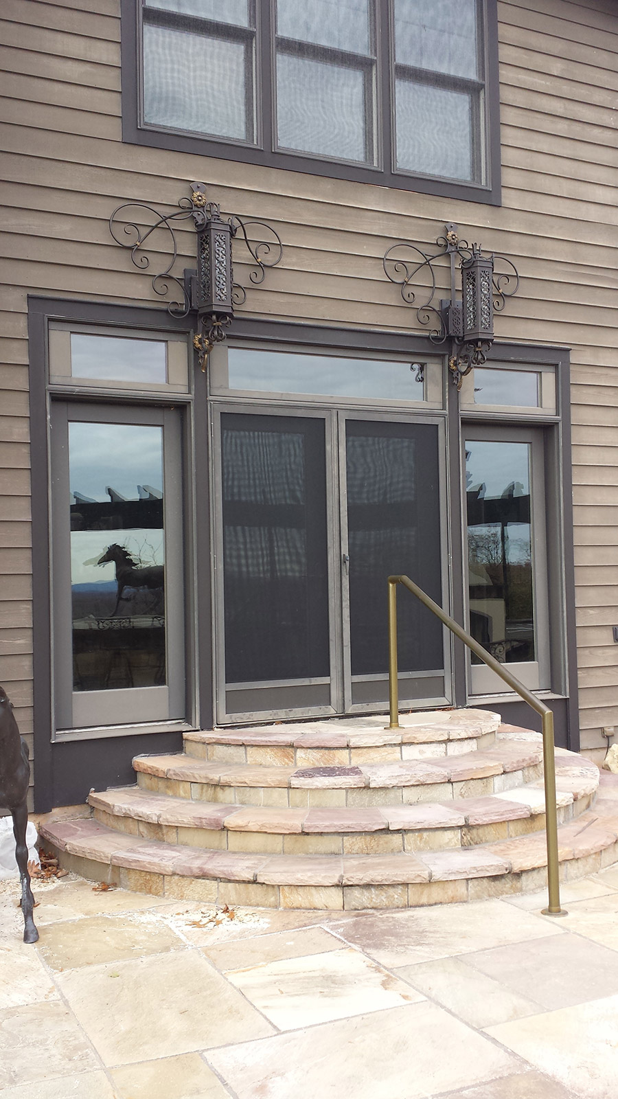 Custom-Victory-iron-lighting-fixture-foyer-hall-pendant-entry-kitchen-wrouhgt-iron-door-solara-ligthing-E007-023-EL-(4)