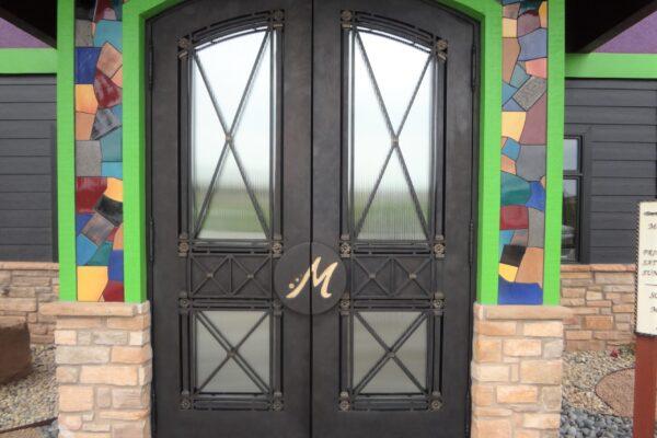 Miguel's-Restaurant-Midland-TX-Steel-commercial-Main-Door-Entry-windows-railings-lighting-Avanti-OLS-MOD-B003 (12)