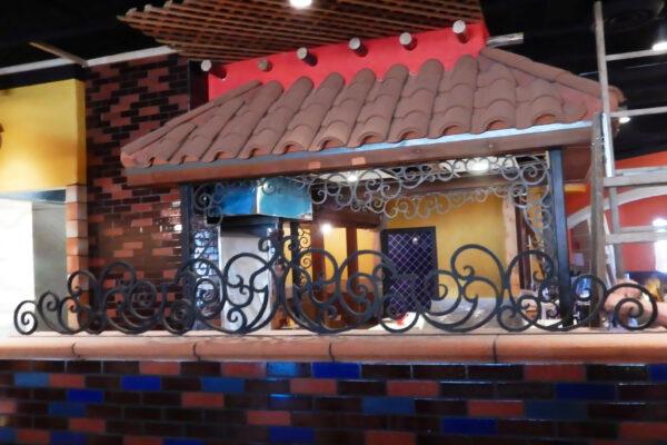 Miguel's-Restaurant-Midland-TX-Steel-commercial-Main-Door-Entry-windows-railings-lighting-Avanti-OLS-MOD-B003 (18)