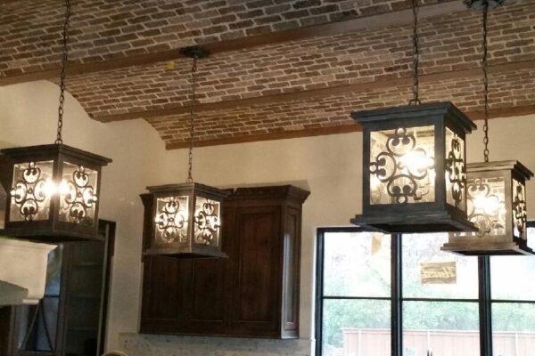 Serena-iron-lighting-fixture-foyer-hall-pendant-entry-kitchen-solara-ligthing-C013-042 EL (1)