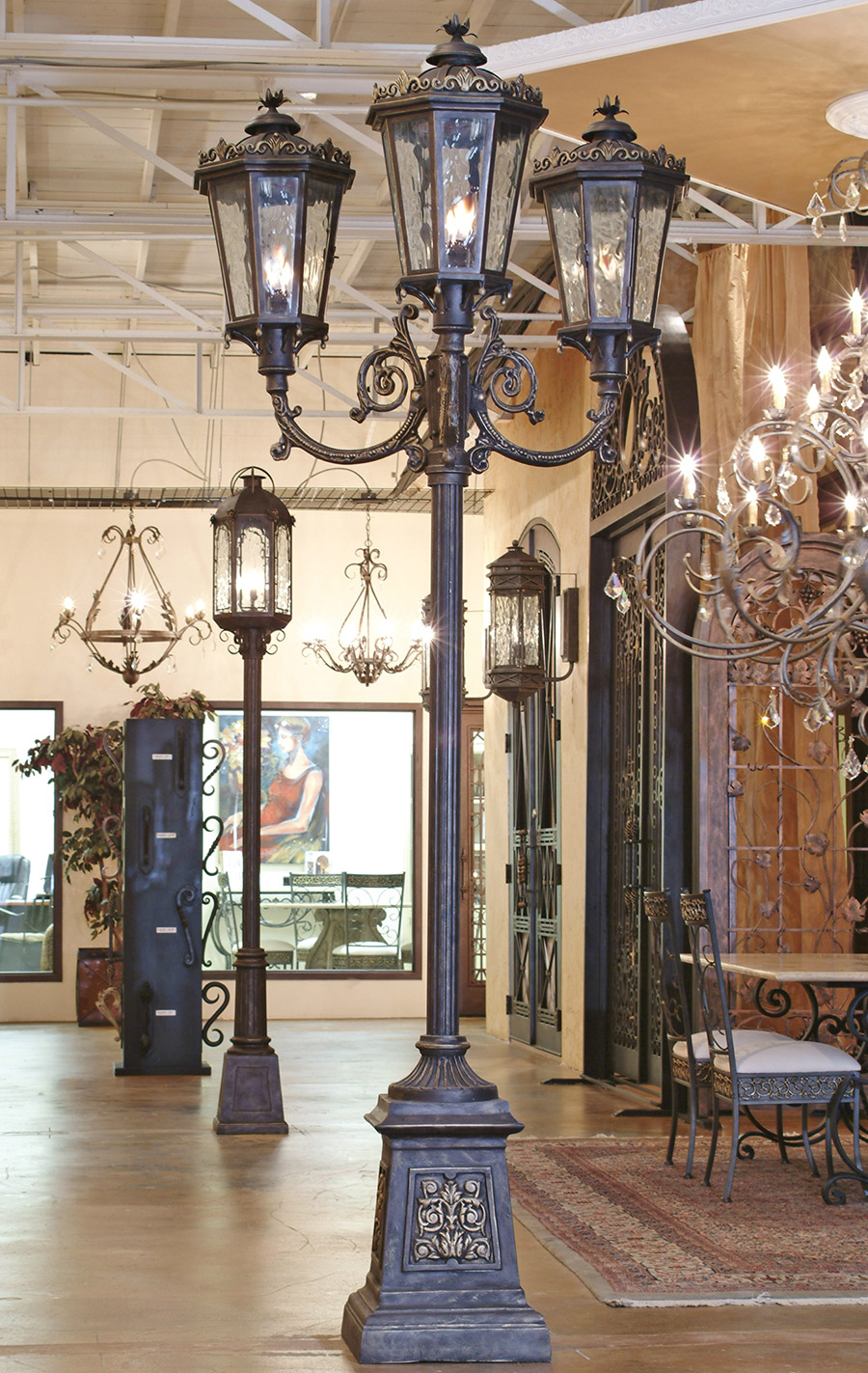 Versailles-iron-lighting-fixture-foyer-hall-pendant-entry-kitchen-solara-ligthing-D004-053-EG-(22)