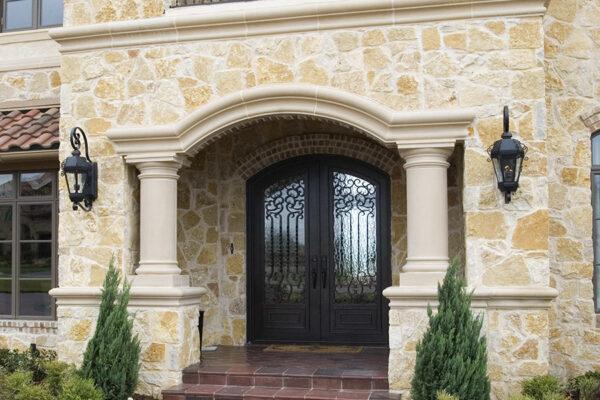 Vienna-iron-lighting-fixture-foyer-hall-pendant-entry-kitchen-wrouhgt-iron-door-solara-ligthing-D006-013-EG-(1)