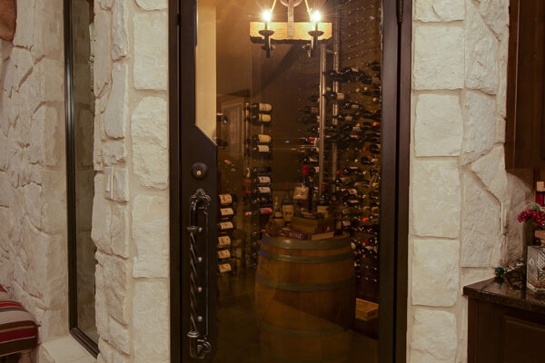 Cantera-Residence-Custom-Harlequin--ARC-Low-Profile-Wince-Cellar-and-Front-Entry-(1)