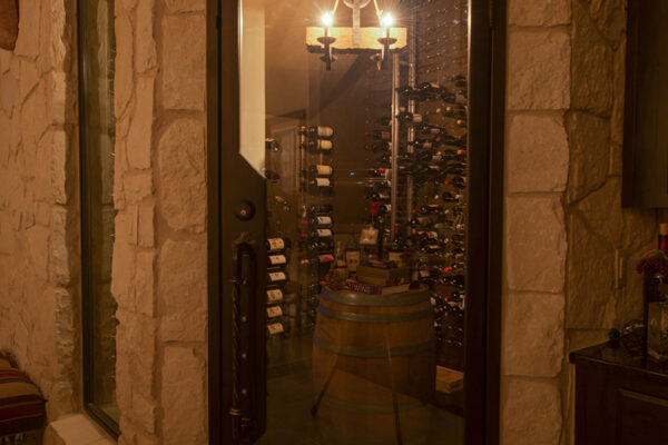 Cantera-Residence-Custom-Harlequin--ARC-Low-Profile-Wince-Cellar-and-Front-Entry-(20)