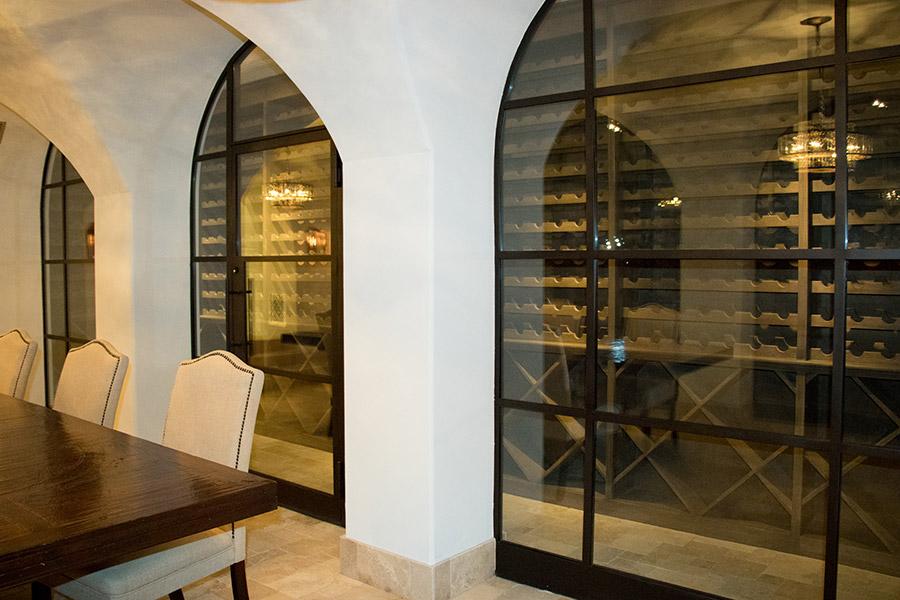 Deloache-Residence-classic-steel-outdoor-lighting-architectural-doors-railing-winnecellar-(33)