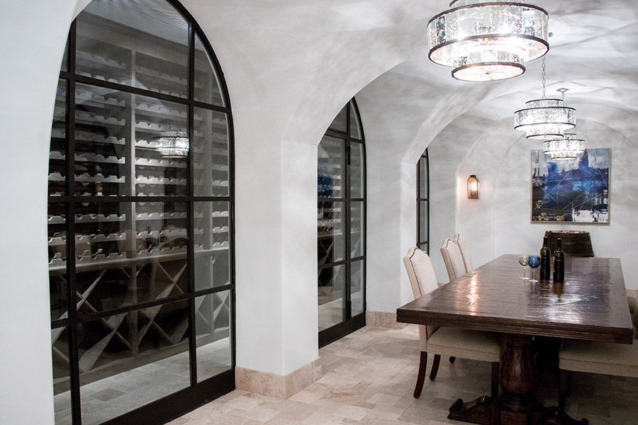 Deloache-Residence-classic-steel-outdoor-lighting-architectural-doors-railing-winnecellar-(37)