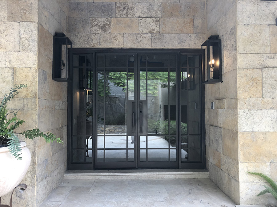 Monaco-Residence-Low-Profile-Steel-door