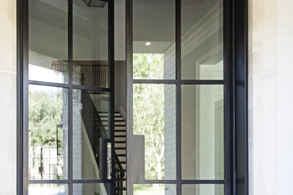 Sainton-Residence--ARC-Low-Profile-Steel-Doors-(1)