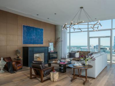 Transitional-Modern Interior Lighting